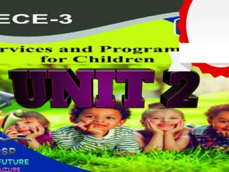 DECE3 UNIT 2
