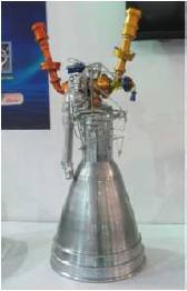 ISRO has successfully conducted the third long-duration hot test of which engine, as part of the Gaganyaan program?