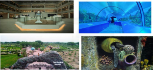 Prime Minister Shri Narendra Modi inaugurated an aquatic gallery, robotic gallery, and the nature park in which city of Gujarat?
