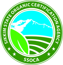 Which UT has signed an MoU with Sikkim State Organic Certification Agency (SOCCA) to turn the UT into an organicentity?