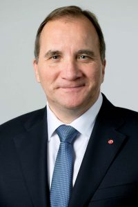 Stefan Lofven has been reinstated as the Prime Minister of which country?